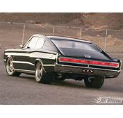 The Amazo Effect 1967 Dodge Charger  This Old Man He Goes Fast