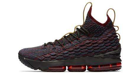 Nike Lebron 15 nike lebron 15 quot new heights quot drops next week kicks