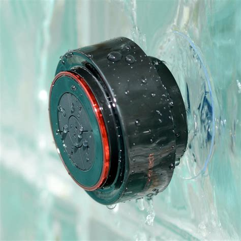 Waterproof Bluetooth Shower Speaker the top 10 waterproof bluetooth shower speakers