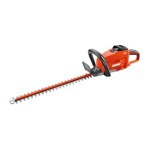 echo 24 in 58 volt lithium ion brushless cordless hedge