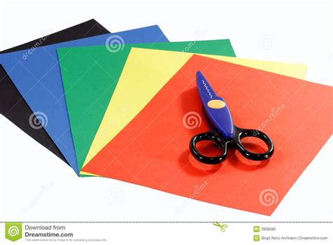 colored construction paper colored construction paper stock photo image 3908580