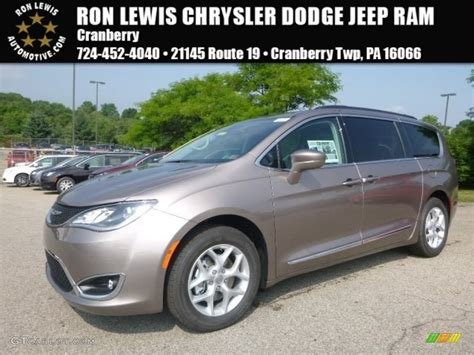 Chrysler Silver by 2017 Molten Silver Chrysler Pacifica Touring L 114623908