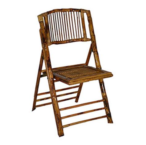 bamboo couch and chairs folding chair archives party time rentals