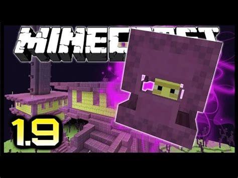 Dangu 1 9 End minecraft 1 9 end city shulker mob more snapshot 15w31a