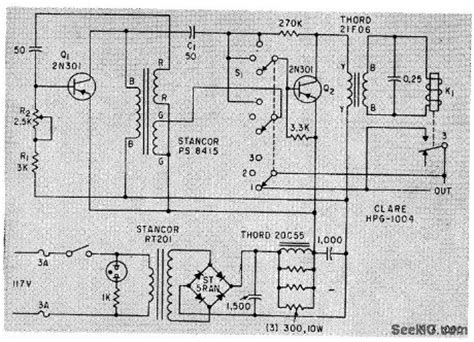 diode curve tracer schematic tunnel diode test attachment for curve tracer circuit diagram world