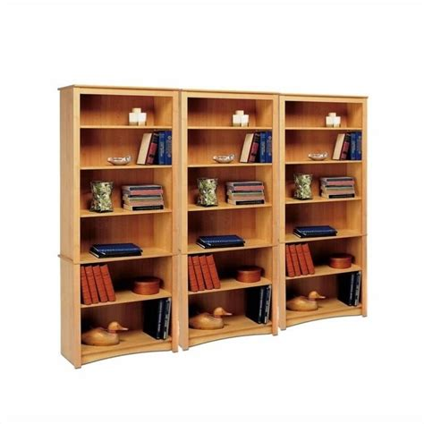 6 Shelf Bookcases by Features