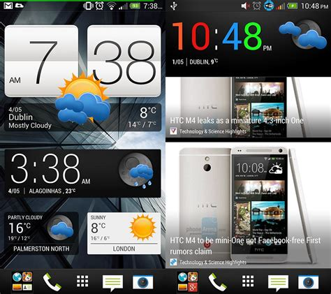 themes for htc one m7 theme weather icons sense tick weezle htc one m7