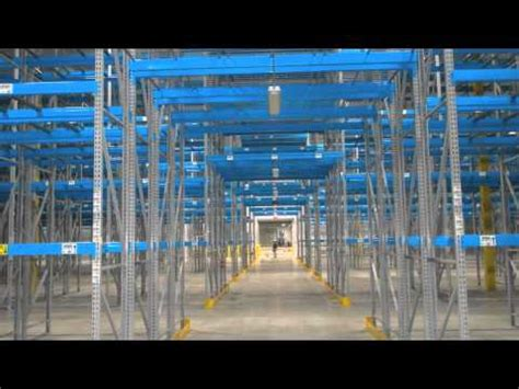 warehouse layout youtube warehouse design adding tunnels to your warehouse rack