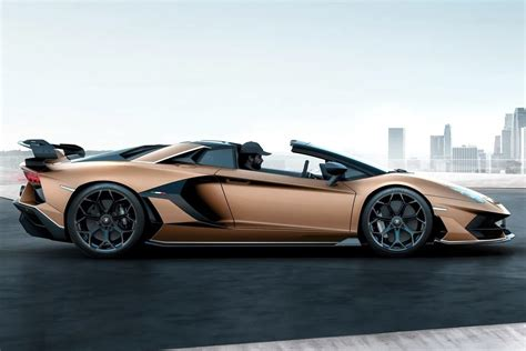 lamborghini aventador svj roadster wallpaper lamborghini aventador svj roadster hd wallpapers pulse