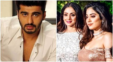 sridevi action film what arjun kapoor said these things about his step