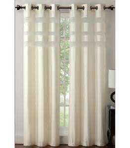 Curtain Panel Room Dividers Bedding Maddox Ivory Window Curtain Panel 55x84 Quot 1564