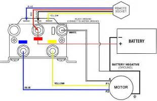 wiring diagram for warn winch 4500 wiring wiring diagram