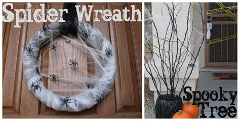 diy halloween decorations fast design diy outdoor halloween decorating ideas