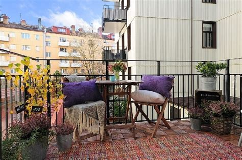 Apartment With Patio by Plushemisphere Simple Ideas On Creating Apartment Patio