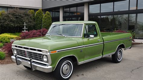 1974 Ford F100 1974 ford f100 t103 1 indianapolis 2013