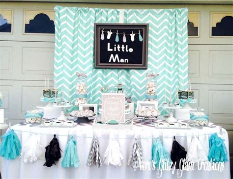 Boy Baby Shower Ideas by 37 Creative Baby Shower Ideas For Boys Table