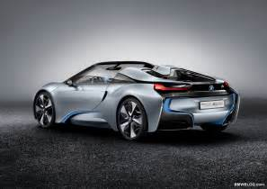 The Bmw I8 Bmw I8 Spyder