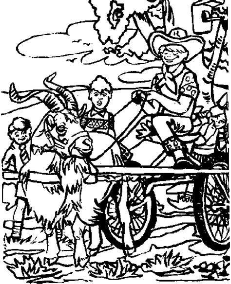 boer goat coloring pages contributed by