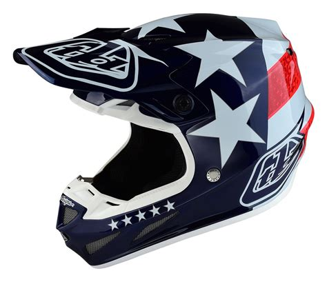 troy lee design helmet troy lee designs se4 freedom helmet revzilla