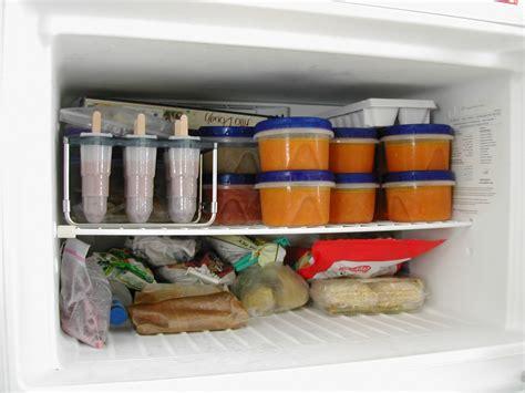 Freezer Frozen Food how to declutter your freezer better housekeeper