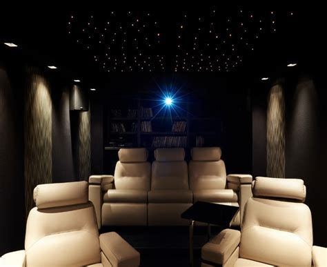 home theater decorating innovative media room contemporary home theater