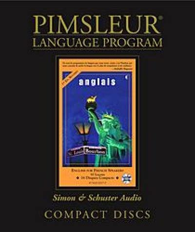a comprehensive french grammar pimsleur esl comprehensive french i 30 lesson audio cd