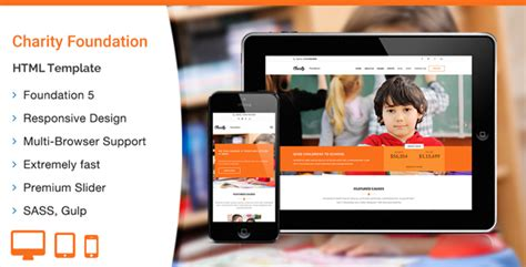 30 Responsive Charity Church Website Templates Designssave Com Foundation Html5 Templates