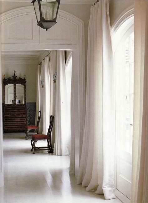 Beautiful White Curtains Beautiful White Curtains Fabric Upholstery Drapes