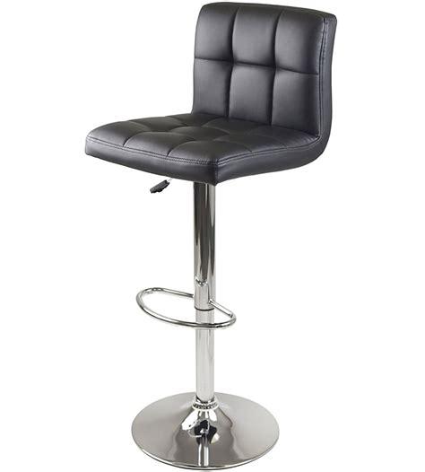 bar chair stool black grid back bar stool in modern bar stools