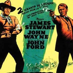 el hombre que mato a liberty valance cowboys la el hombre que mat 243 a liberty valance fotos y carteles
