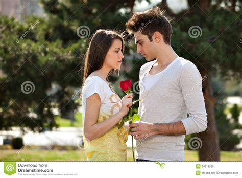 photography lovers romantic young lovers stock photo image of cheerful