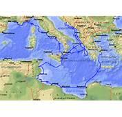 Sommaren 2008 Medelhavet