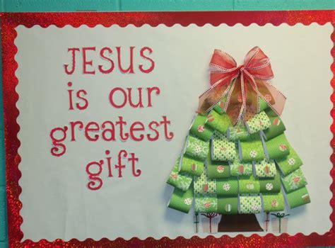 christmas gifts for church boards tree bulletin board ideas