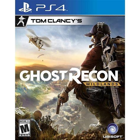 Ps4 Ghost Recon Wildlands Tom Clancys tom clancy s ghost recon wildlands ps4 price tracking
