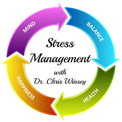 stress relief stress management dr winsey
