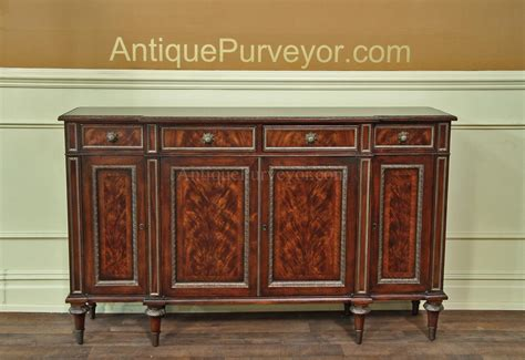 louis xvi antique reproduction dining cabinet buffet