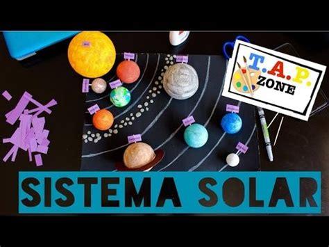 como hacer una maqueta del ecplise solar y lunar como hacer una maqueta del sistema solar tap zone