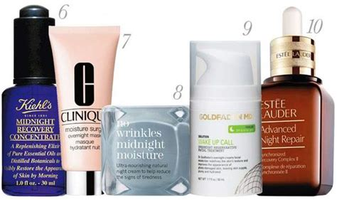 Best Skincare For Detox by Creams Masks And Anti Wrinkles Top 10