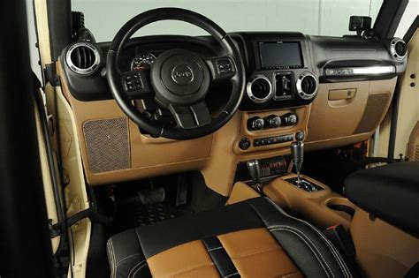 jeep bandit interior starwood motors jeep wrangler bandit is a 700hp monster