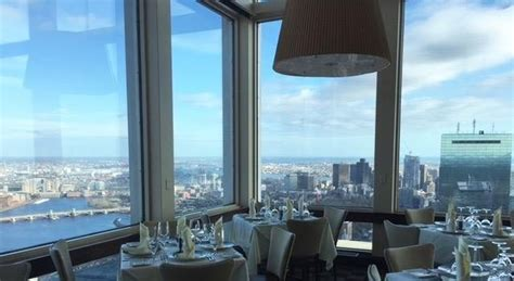 Top Of The Hub Bar Menu by Top Of The Hub Boston S Most Scenic Restaurant