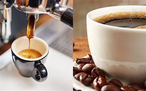 What Has More Caffeine, Drip Coffee or Espresso?   VinePair