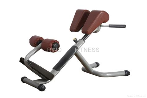 lower back exercise bench fitness equipment lower back bench rn 825 rino