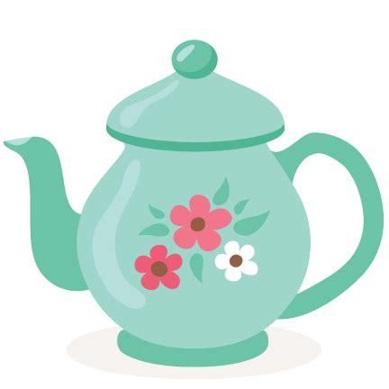 cute clipart teapot pencil   color cute clipart teapot