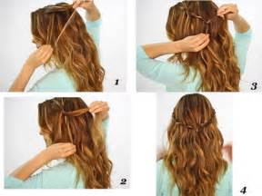 do it yourself hair cuts for easy do it yourself hairstyles for long hair