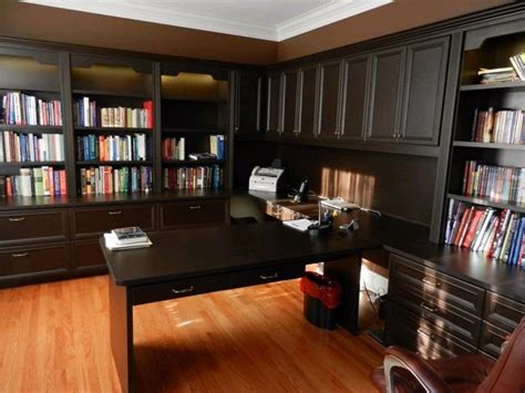 Custom Home Office Designs in Wilton, CT   Traditional   Home Office   other metro   by