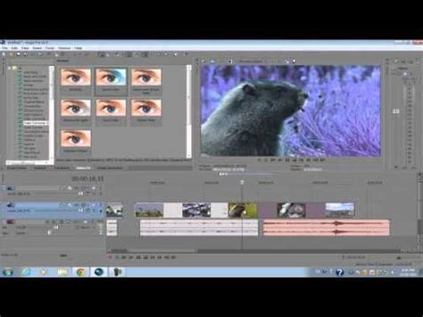 tutorial editing video sony vegas pro 37 best video editing stuff images on pinterest sony