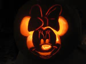 minnie mouse pumpkin template substance of living pumpkin carving ideas