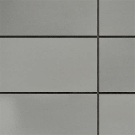 Dark Brick Wall by Metal Brick Facade Cladding Texture Seamless 10295