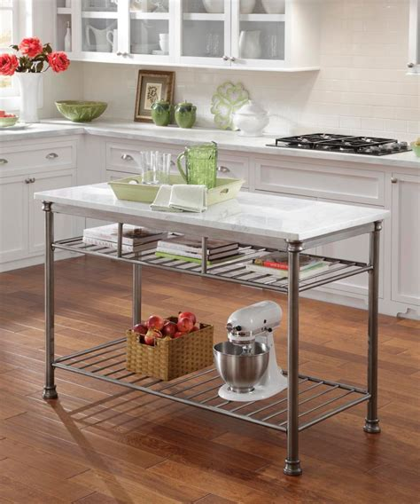 Kitchen Island Home Depot Canada by Home Styles The Orleans Kitchen Island The Home Depot Canada