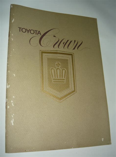 Gembok Crown antikpraveda toyota crown brosur dari toyota motor sales co ltd